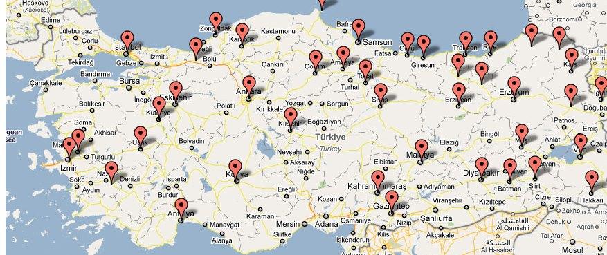 Adana Haşere ve Böcek İlaçlama -